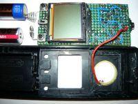 Chronokomparator - wibroskop do ustawiania chodu zegarków mechanicznych