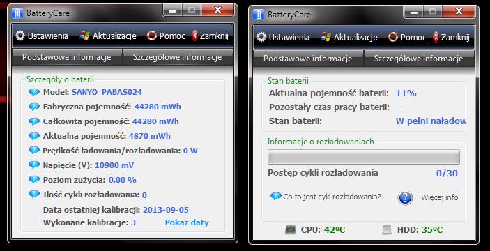 Zamiennik baterii - Lenovo ideapad y550