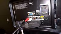 brak dźwięku TV z samsung ps43d450a2w w kinie SAMSUNG HT-X20