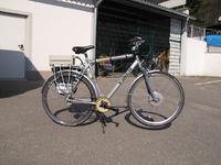 Kolejny e-rowerek ale z paskiem zamiast �a�cucha.