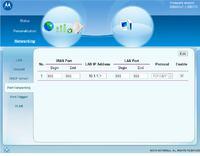 WiMAX Motorola3530SM - Przekierowanie port�w