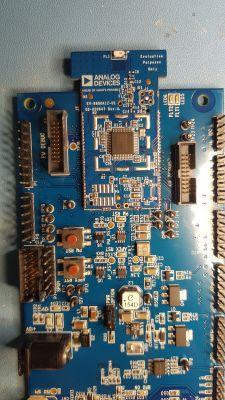 Rework PCB - pady, ścieżki, połączenia