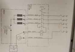 Wyłącznik silnikowy - dziwny dźwięk pracy