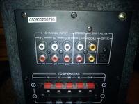 DK Digital as-90-1 - Podłączenie kina domowego do laptopa - uszkodzony?