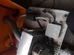 Odkurzacz piorący WAP TW350 - pompa wody
