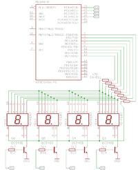 [Atmega8][C++] - ADC i wyświetlacz 7seg nie współpracują