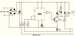 Kontrola poziomu wody Automatyczne napełnianie zbiornika