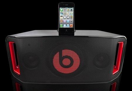Beat by Dr. Dre Beatbox - ulepszony g�o�nik z dokiem dla iPhone od AT&T
