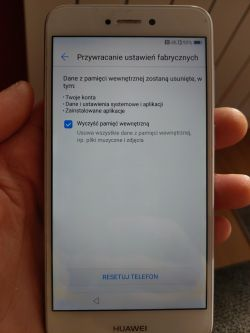 Huawei P9 lite - Blokada FRP Google bypas