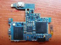 Samsung S8600 - Wirtualnie ładuje, bez podpięcia do ładowarki. To samo w I9001