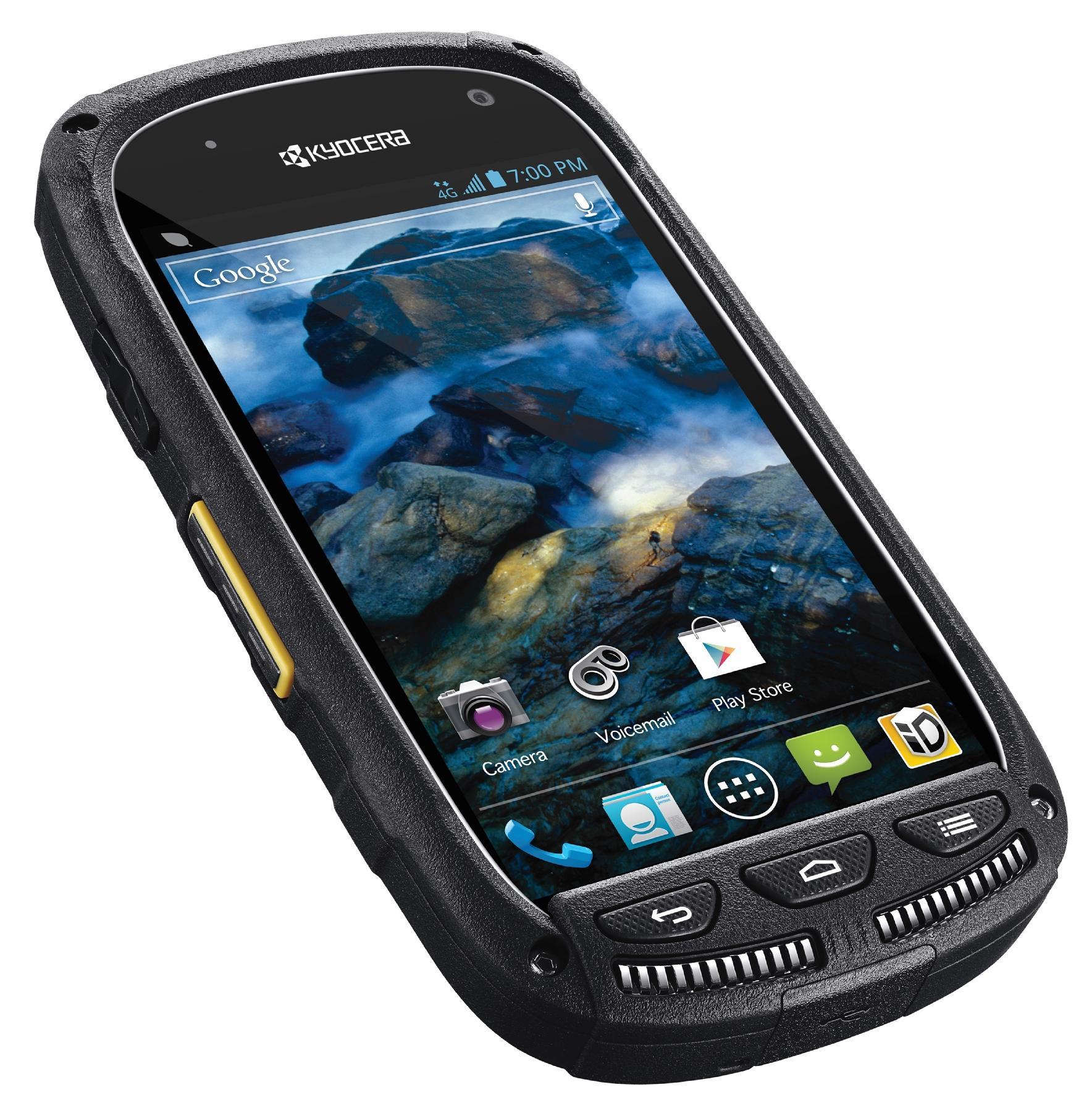 Kyocera Torgue - wodoodporny smartphone z akumulatorem 2500 mAh