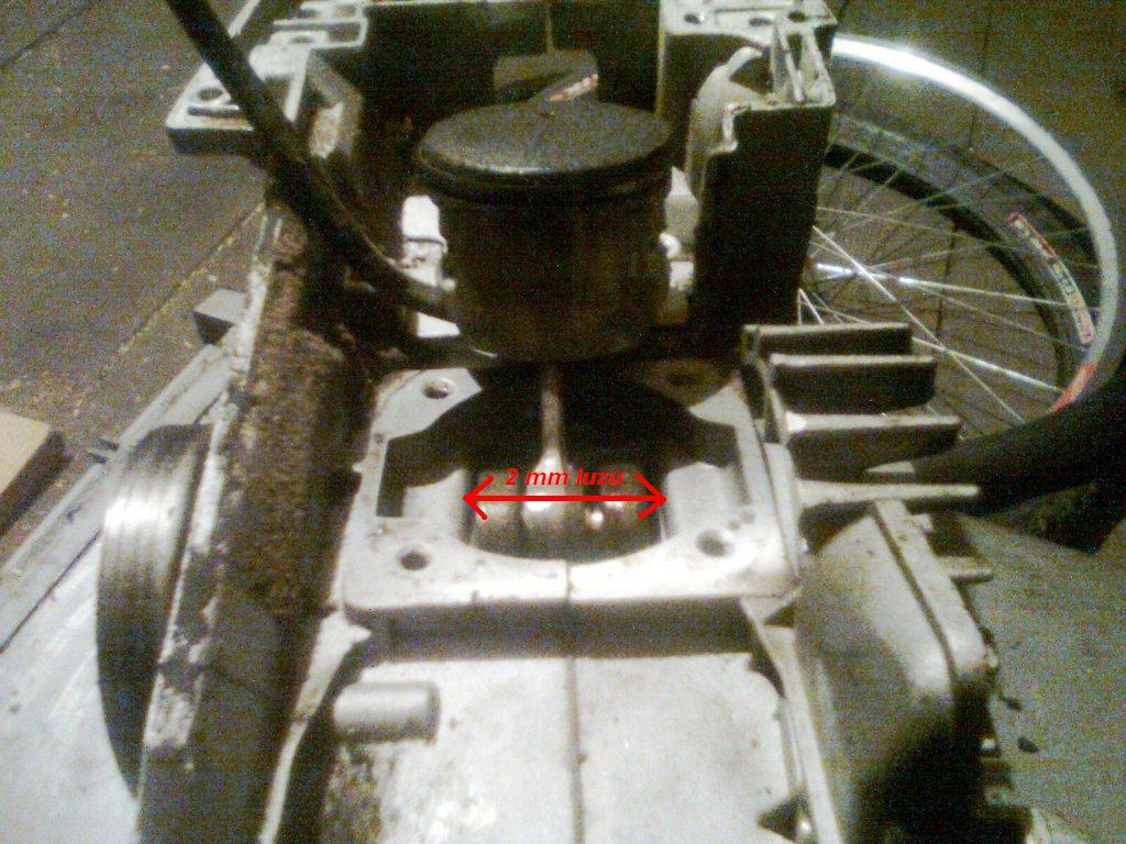 Craft Men CS450-CF - Nag�e zga�ni�cie silnika i ju� nie pali.