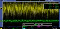 ISL28134 - Pomiar 0.4uV - duże wzmocnienie, kłopot z szumami.