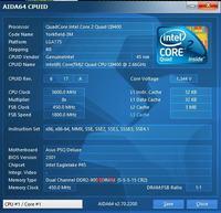 """C2D -> C2Q - """"boot loop"""" - nie wczytuje BIOSu po zmianie procesora"""