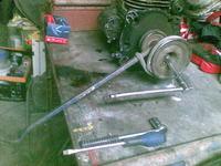 Remont silnika Briggs 10 HP