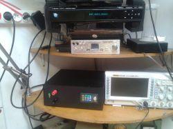 Zasilacz laboratoryjny na bazie DPS3003 i LRS-100-36