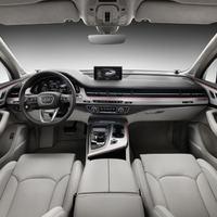 Audi q5 2004 - panel sterowania nie działa