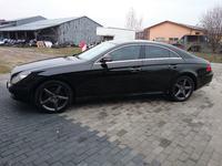Mercedes Cls w219 08r. - ledwo świecące xenony