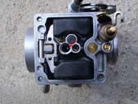 Yamaha TW ga�nie po dodaniu gazu..