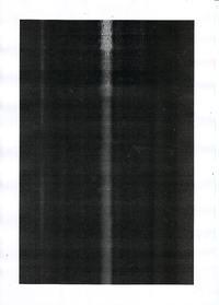Brother hl-2070N pionowy jasny pasek na wydruku