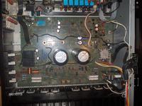Wzmacniacz Kenwood KA-5040R - miga dioda Power