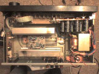 Prosty wzmacniacz (LM3886 - czyżby Gainclone?)
