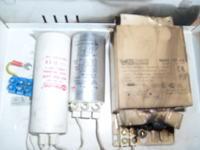 problem z lampą wyładowczą EN61048 Z400