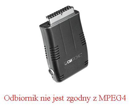 Odbiornik DVB-T dla naziemnej TV cyfrowej Clatronic