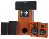 Genius SW-HF5.1 5000 brak regulacji głośności