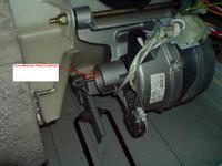 Silnik od pralki Mastercook- czy dostanę brakujący element?