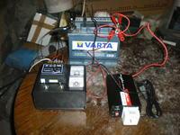Kontrolka parametrów pracy mini elektrowni słonecznej
