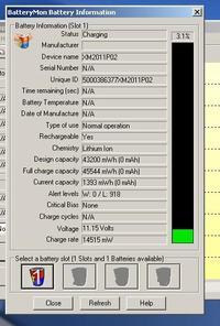 Toshiba PA2487U, EEPROM 24C046 - proszę o reset