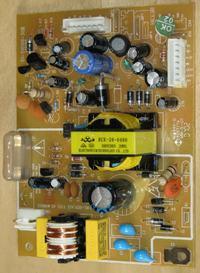 Przeróbka stacjonarnego DVD SilverCrest (KH6516) na 12V