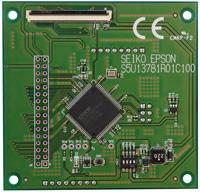 S5U13781R01C100 - shield z kontrolerem wyświetlaczy WQVGA/QVGA dla Arduino Duo