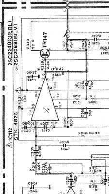 Yamaha R-50 przekaźnik nie załącza