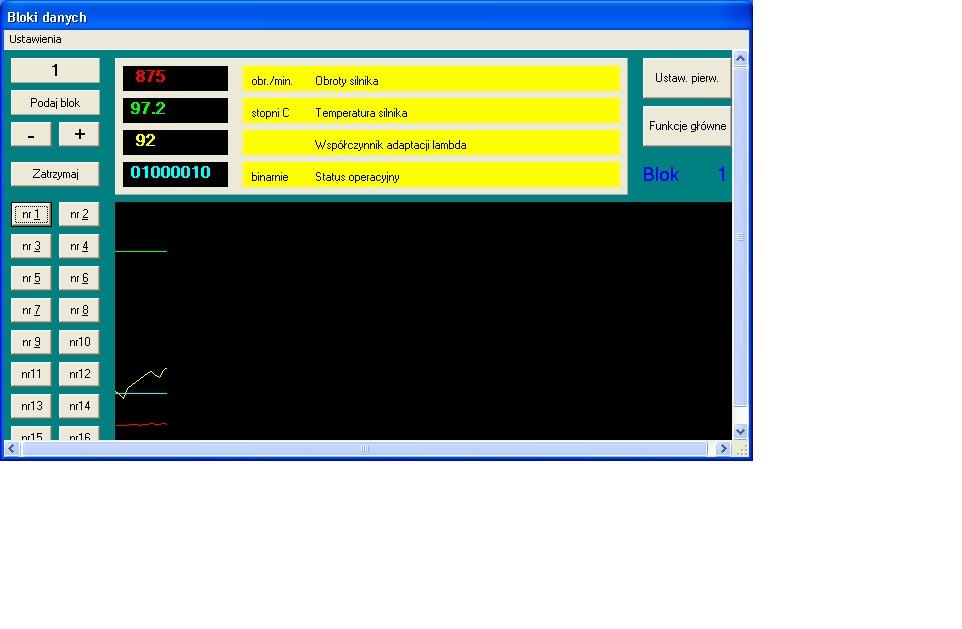 Golf 3 1.8 90ps - Diagnostyka - Du�e spalanie , Sprawdzenie danych z vag pl