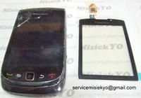 BlackBerry 9800 Torch - Instrukcja demonta�/rozbi�rka/wymiana dotyku