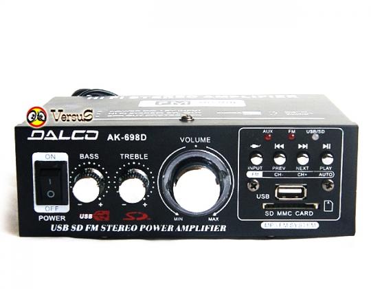 Dalco AK-698D jak zapami�ta� radio ?