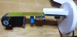 Czujnik pogodowy z pomiarem zapylenia i transmisją WiFi