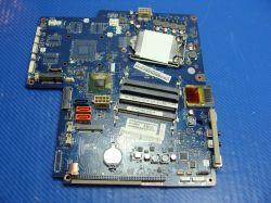 HP Compaq Elite 8300 AiO - Błędne działanie po wymianie matrycy.