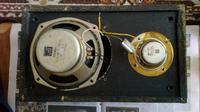 Regeneracja kolumn Unitra Tonsil ZG-15C