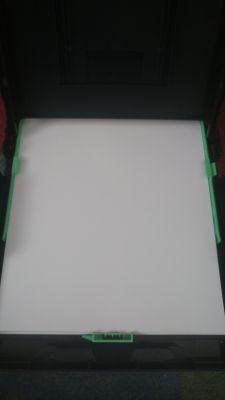 Brother DCP-T300 - Zacięcia papieru przy wydruku fotograficznym