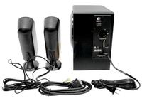 Jak podłączyć głośniki 2.1 Logitech X-230 do telewizora Thomson 40FR8634