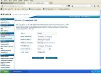 Podłączenie sieci WI Fi. Modem D-link dsl-320b, router Belkin F5D7230-4.
