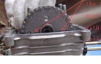 Skuter 4t Kingway Coliber - Nie odpala po wymianie cylindra