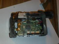Kamera Panasonic NV-GS17 wy��czy�a si� i nie mo�na jej uruchomi�