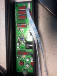 Ledbar LightmaXX 252 - nietypowy problem ze sterowaniem konwerterem PC-DMX