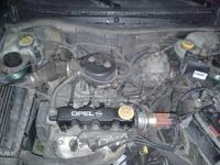 Opel Astra F 1.4 - Nie przełącza z benzyny na LPG