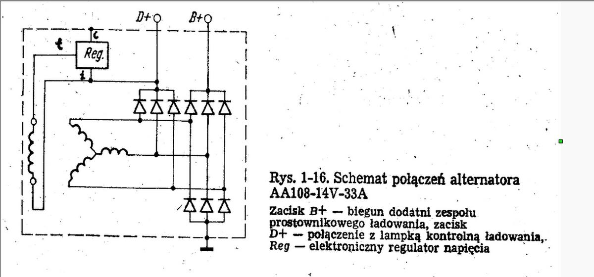 PF 126p + r. napięcia RA2/12V - Adaptacja regulatora napięcia z poloneza do 126p