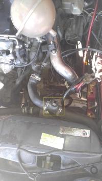 VW Golf III - Wiązka silnika swap TDI PD - kilka pytań